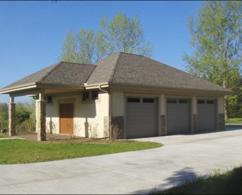 HIP New Garage Build JD Griffiths