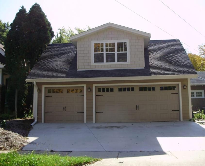 New Garage Build J.D. Griffiths