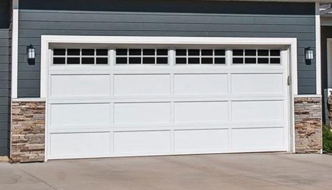 Recessed Panel Garage Door JD Griffiths