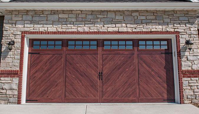 Custom Garage Door JD Griffiths