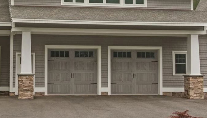 Carriage House Garage Door JD Griffiths