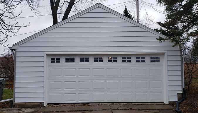 Garage Remodel After JD Griffiths