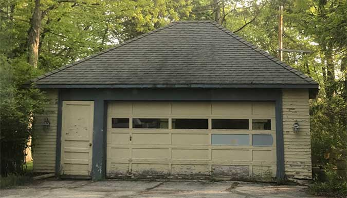 Before - JD Griffiths Garage Remodel