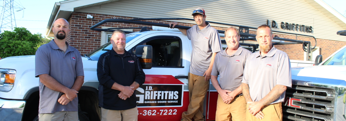 J.D. Griffiths Team