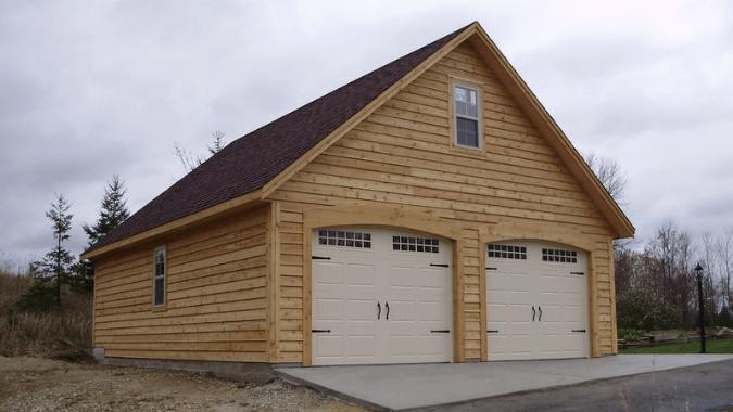 Repair or Replace Garage