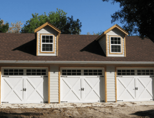 Budget and Plan for New Garage